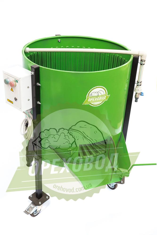 Очищувач волоського горіха від зеленої шкірки, пілінг (170 л)