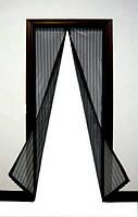 Занавеска маскитная Magic Mesh 100*210 см (60)