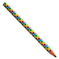 """Карандаш разноцветный """"Beech"""" 4 цветав одном, дерево, карандаши для рисования, олівець, карандаши для рисования"""