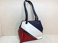 Женскаясумка кожаная Tommy Hilfiger, жіноча сумка, фото 1
