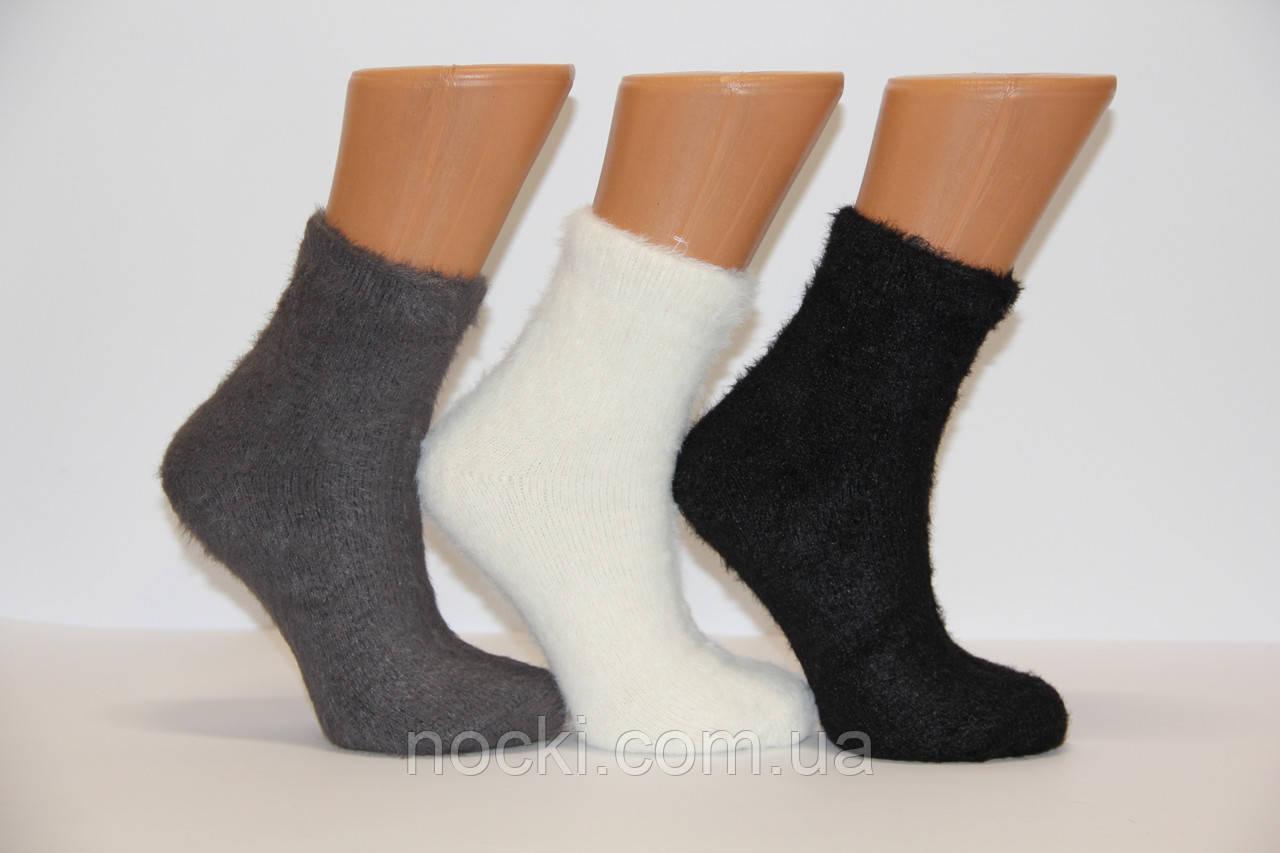 Женские носки с ангоры с махрой Кардешлер