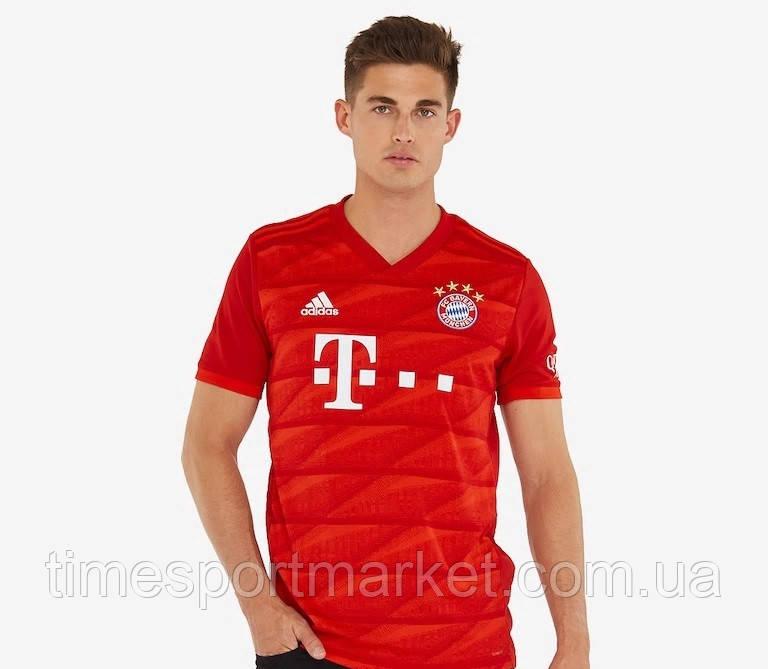 Футбольная форма Бавария Мюнхен домашняя 2019-2020 S (Реплика)
