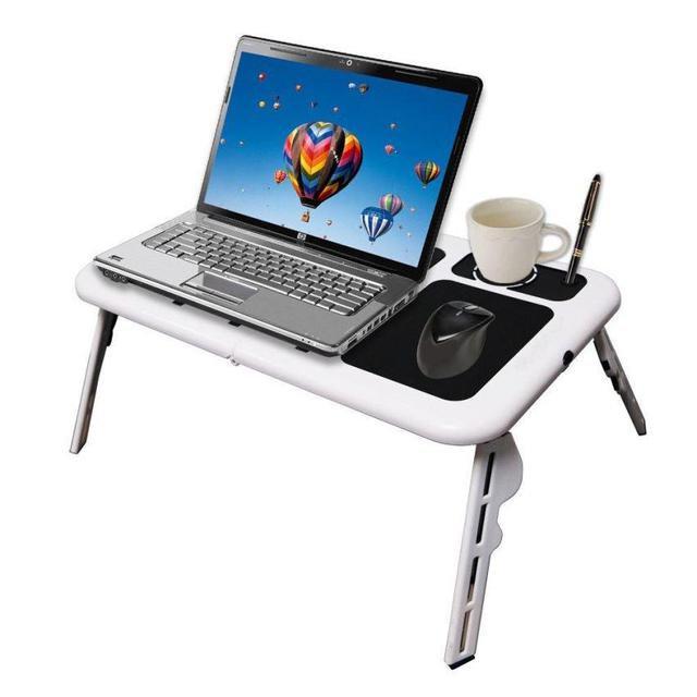 портативные складные столики для ноутбука