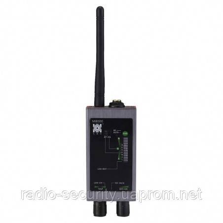 Индикатор поля  для поиска жучков и GPS трекеров I-Tech 8000 Pro 3 в 1