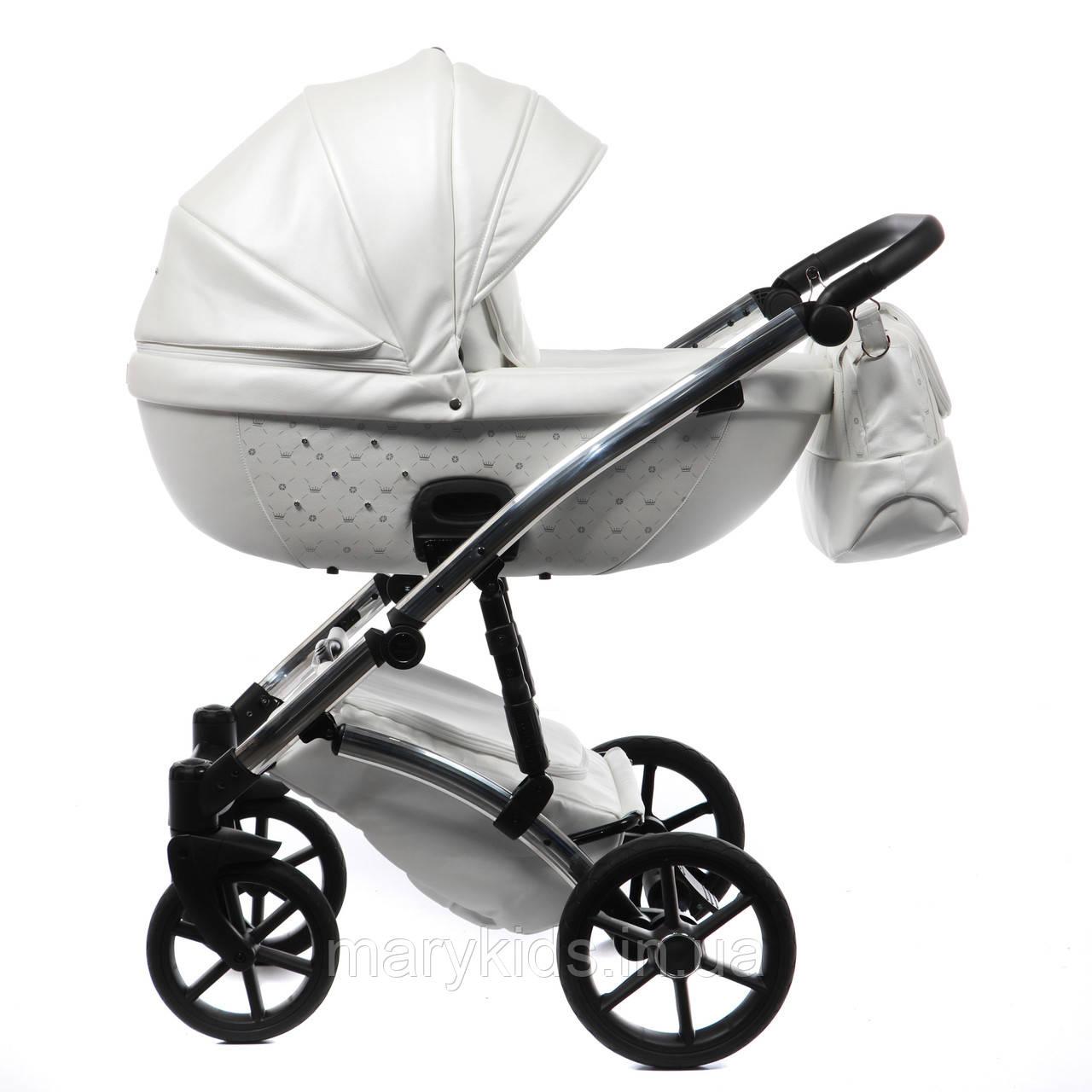 Детская универсальная коляска 2 в 1 Tako Cristal Fluo 01