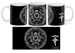 Кружки Стальной алхимик Fullmetal Alchemist