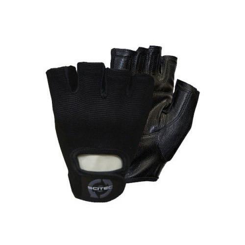 Перчатки Basic (размер L) Scitec Nutrition black