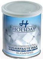 Шугаринг Holiday (Италия), жесткая сахарная паста, 800 мл(1000г)