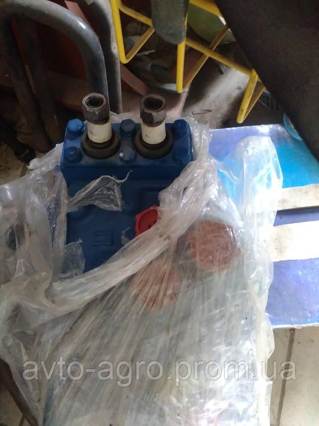 Розпридільник гідравлічний двохсекційний (з плаваючим положенням), фото 2