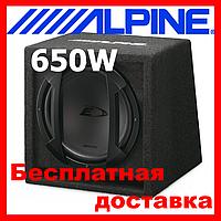 Пасивний Сабвуфер Alpine SBE-1244BR