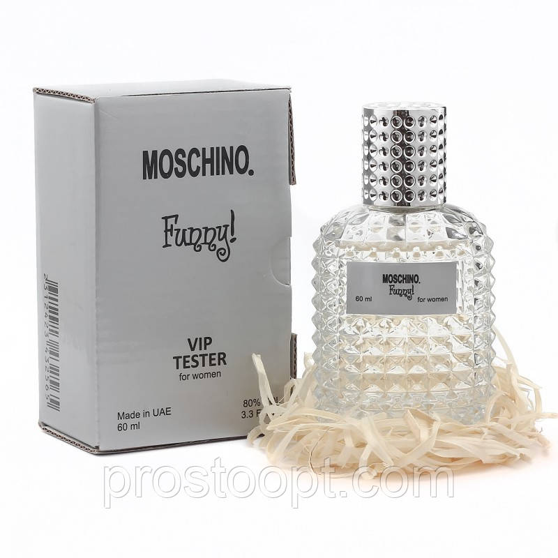 Moschino Funny TESTER VIP, женский, 60 мл