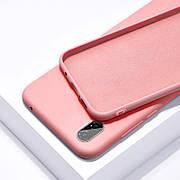 Силиконовый чехол SLIM на Samsung M30 Pink