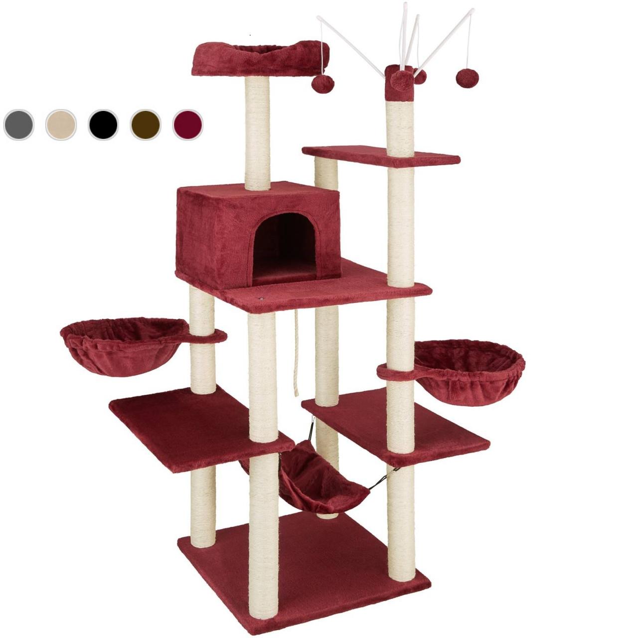 Когтеточка дерево для котов Лилу (в асортименте разные цвета)