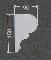 Карниз гипсовый Кг-30, фото 1