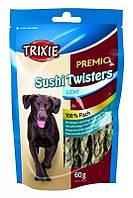 Trixie Лакомство Суши с Омега-3 и Омега-6 для собак Trixie PREMIO Sushi Twisters 60гр