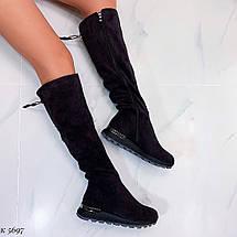 Женские зимние сапоги еврозима, фото 3