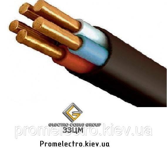 Кабель ВВГнг 5х10  Запорожский завод цветных металов