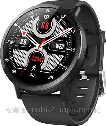 Смарт часы Lemfo LEM X black, фото 2