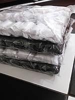 Одноразовое медицинское белье мужское для процедур хлопок белый Jw001_2