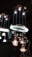 Люстра светодиодная LED подвесная 004-4 - Распродажа!