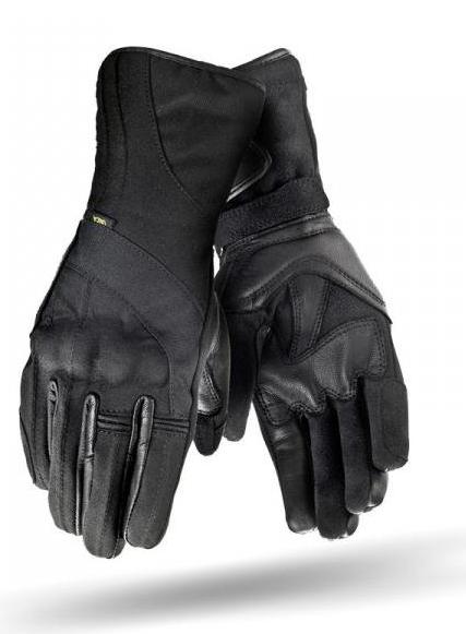 Мотоперчатки женские Shima Unica WP (Black)