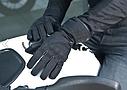 Мотоперчатки женские Shima Unica WP (Black), фото 2