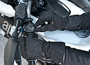 Мотоперчатки женские Shima Unica WP (Black), фото 4