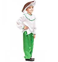 Детский костюм гриб Боровик 5,6,7,8 лет для детей 110-116-122 см. Карнавальный костюм для мальчиков и девочек