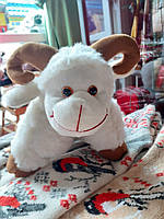 Подушка- ігрушка Баранчик маленький 38 см.