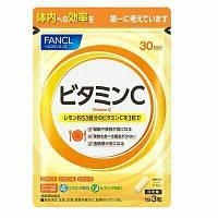 FANCL Витамин С 350 мг, 90 капсул на 30 дней