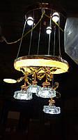 Люстра светодиодная LED подвесная 020-4 - Распродажа!