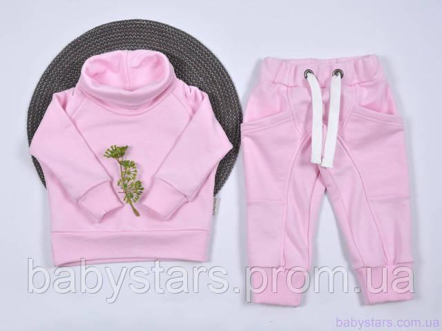 """Детский спортивный костюм на девочку """"Street"""", розовый"""