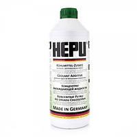 Антифриз HEPU G11 зеленый концентрат P999-GRN 1.5 л