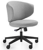 Кресло офисное без подлокотников на колесиках CLUBIN CB 102 (Польша, Bejot)