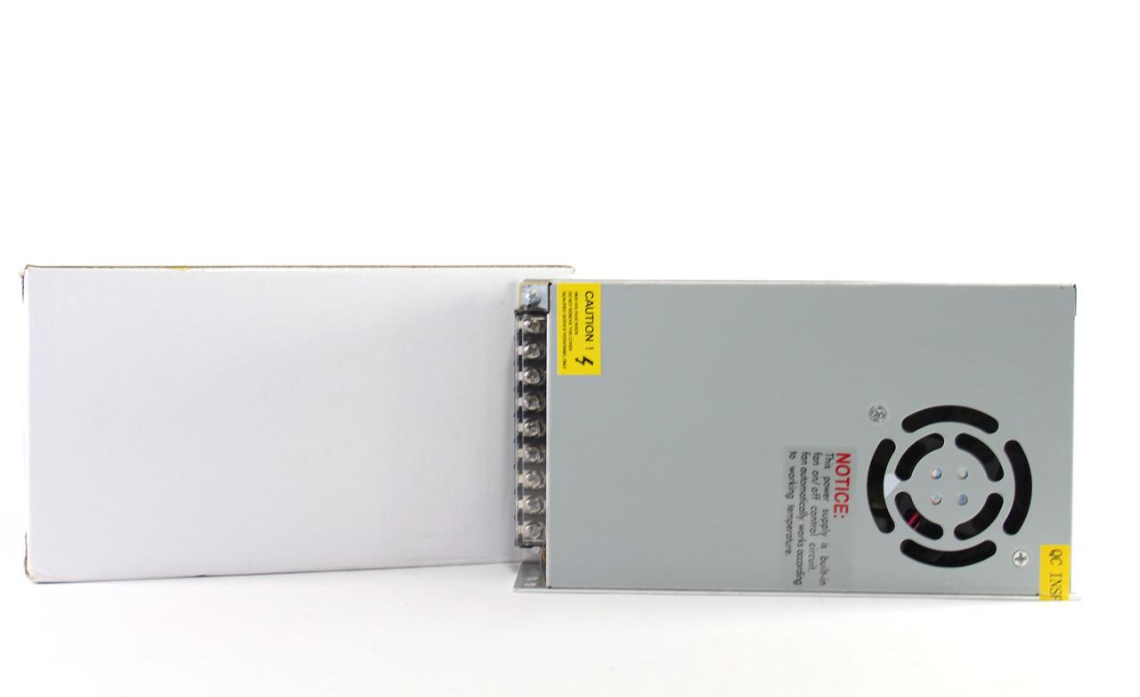 Адаптер 12V 20A METAL (50)