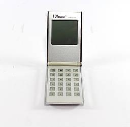 Калькулятор KK 2511 (под замену акб) (300) упак.150шт.