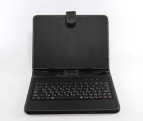 Чехол с встроенной клавиатурой для планшетных ПК/ Чехол + KEYBOARD 9 micro