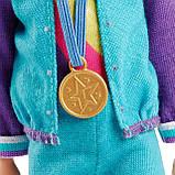 Лялька Барбі Стейсі гімнастка, фото 4