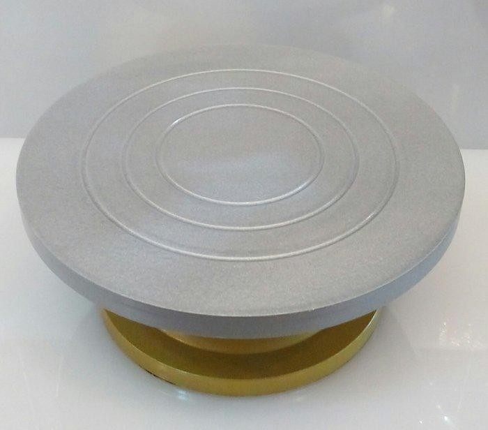 Подставка крутящаяся для работы с тортом Empire Ø 295* Н120 мм (шт) EM 8990
