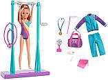 Лялька Барбі Стейсі гімнастка, фото 5