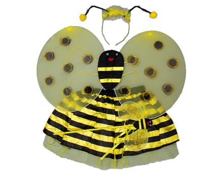 Карнавальный костюм пчелка, (HLJ170419-9)