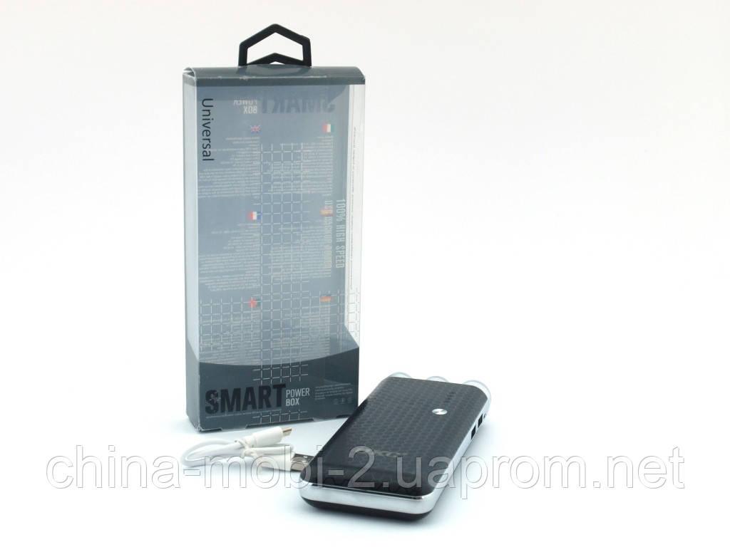 UKC KC-05 35000mAh Power Bank мобильная зарядка с фонариком 2*USB