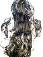 Карнавальный парик черно-белый