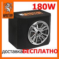 Автомобільний Сабвуфер MYSTERY MBB-302A Саб для авто