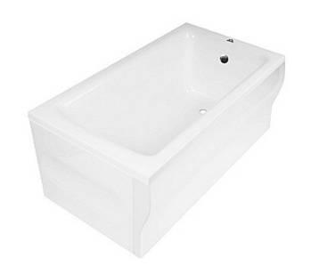 Ванна 170x75 Besco TALIA (панель передняя 170 + ножки, без ручек)