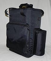 Рюкзак для доставки продуктов с карманами.