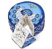 Сыр с голубой плесенью лазурь Lazur, 1кг