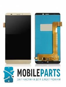 Дисплей для Prestigio Grace S5 LTE PSP5551 Duo с сенсорным стеклом (Золотой) Оригинал Китай