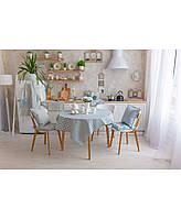 Скатертину на стіл ПРОВАНС бавовна 120х136 ПРО012455
