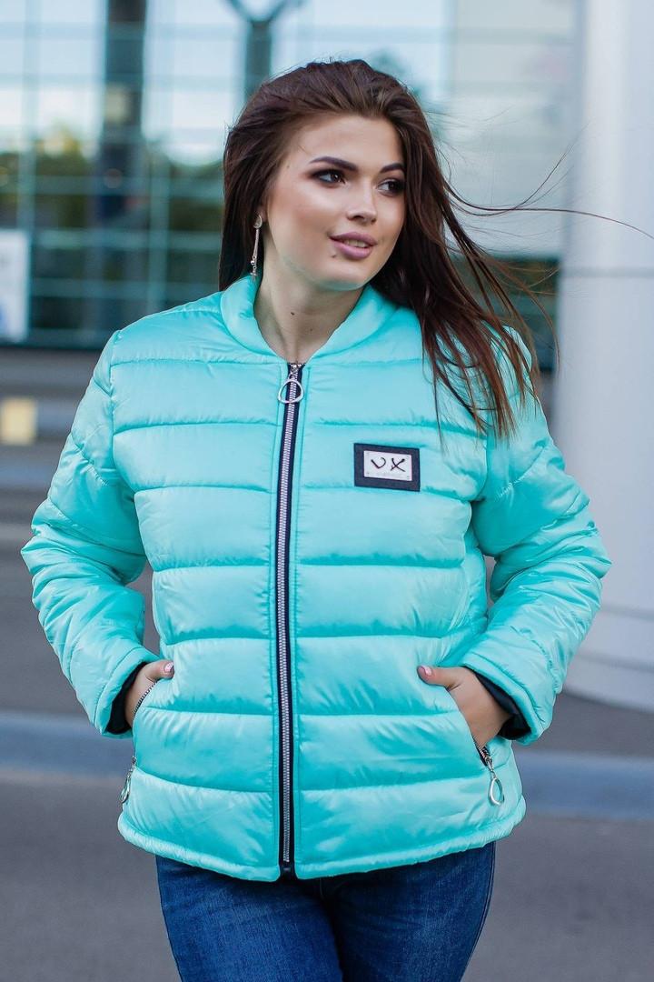 Женская зимняя куртка  ВЧ555 (бат)
